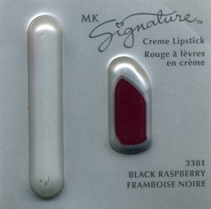 Mary Kay Black Raspberry Signature Creme Lipstick Sample