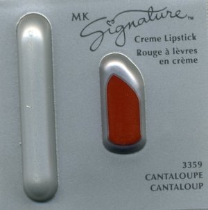 Mary Kay Cantaloupe Signature Creme Lipstick Sample