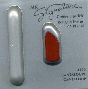 Mary Kay Cantaloupe Signature Creme Lipstick Sample