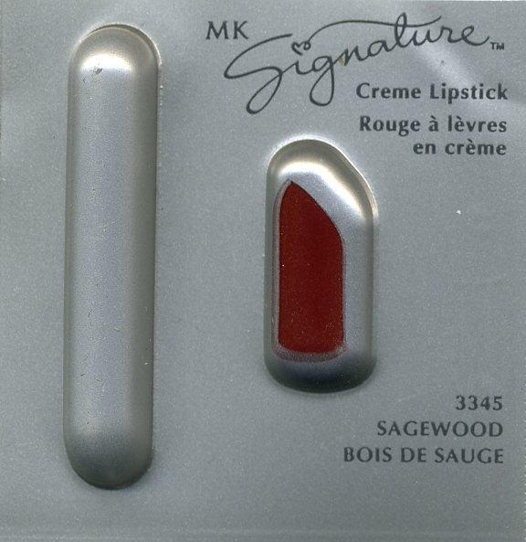 Mary Kay Sagewood Signature Creme Lipstick Sample