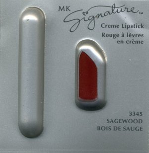 Mary Kay Sagewood Signature Creme Lipstick Sample