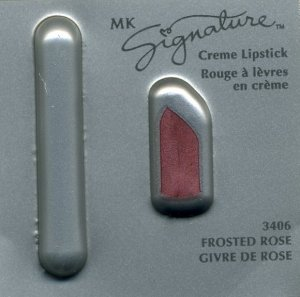 Mary Kay Frosted Rose Signature Creme Lipstick Sample