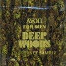 Avon Deep Woods Fragrance Sample For Men