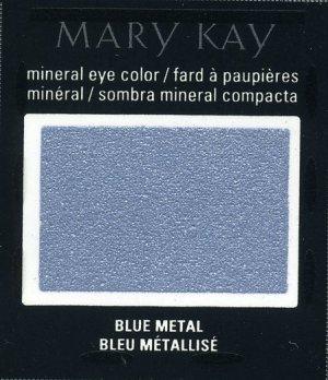 Mary Kay Blue Metal Mineral Eye Shadow Sample