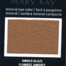Mary Kay Amber Blaze Mineral Eye Shadow Sample