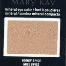 Mary Kay Honey Spice Mineral Eye Shadow Sample