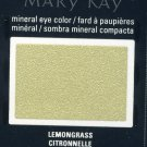 Mary Kay Lemongrass Mineral Eye Shadow Sample