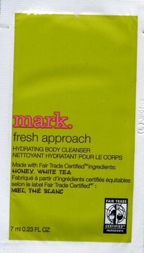 Mark Fresh Approach Hydrating Body Cleanser Sample