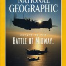 National Geographic April 1999- Return to Battle of the Midway