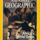 National Geographic May 1999-Africa's Wild Dogs