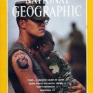 National Geographic April 1993-Andrew Aftermath