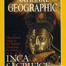 National Geographic November 1999 - Inca Sacrifice