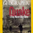 National Geographic April 2006-Quake the next big one