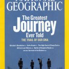National Geographic March 2006-Greatest Journey Ever