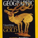 National Geographic June 2003-Unearthing Siberian Gold