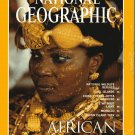 National Geographiic October 1996-African Gold