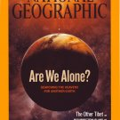 National Geographic December 2009-Are We Alone?