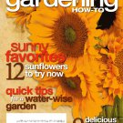 Gardening How-To-September / October 2009