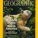 National Geographic August 2011-The Wildest Place In North America