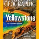 Geographic August 2009-Yellowstone Super Volcano What Lies Beneath The Park
