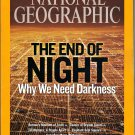 National Geographic November 2008- The End Of Night, Why We Need Darkness