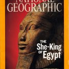 National Geographic April 2009-The She King of Egypt