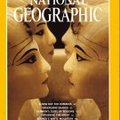 National Geographic Magazine September 1998-Valley of the Kings