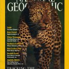 National Geographic October 2001 Tracking The Leopard