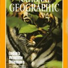 National Geographic May 1992 India's Wild Dilemma
