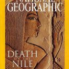 National Geographic October 2002-Death on the Nile