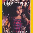 National Geographic October 1998-Population