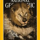 National Geographic August 1994-Lions of Darkness