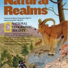 National Geographic Map September 2001-Africa's Natural Realms