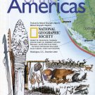 National Geographic Map December 2000-Peopling Of The Americas