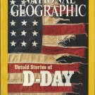 National Geographic June 2002-Untold Stories of D-Day