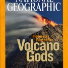 National Geographic January2008-Volcano Gods