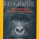National Geographic July 2008 Who Murdered The Mountain Gorillas?