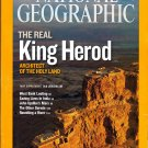 National Geographic December 2008 The Real King Herod:Architect Of The Holy Land