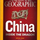 National Geographic Magazine May 2008 China Special Issue:Inside the Dragon