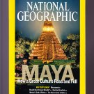 National Geographic August 2007-Maya How a Great Culture Rose and Fell