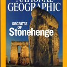 National Geographic June 2008- Secrets of Stonehenge