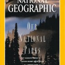 National Geographic October 1994-Our National Parks