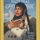National Geographic June 1994- Powwow