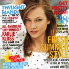 Teen Vogue May 2010-Karlie Kloss-Twilight !