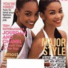 Teen Vogue-November 2009-SUPERMODELS JOURDAN AND CHANEL