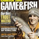 California  Game & Fish Magazine-April 2009