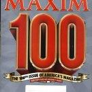 MAXIM APRIL 2006 100 TH ISSUE