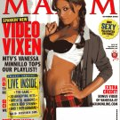 Maxim-October 2005-Vanessa Minnillo!