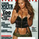 Maxim-June 2009-Your Vote Counts! The 100 Hottest Women In The World