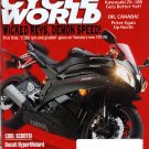 Cycle World February 2006-Yamaha's New YZF-R6